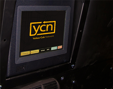 Yellow Cab Network Terminal